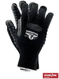 Antywibracyjne rękawice ochronne.